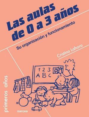 LAS AULAS DE 0 A 3 AÑOS