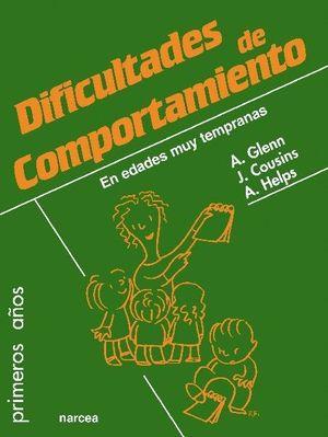 DIFICULTADES DE COMPORTAMIENTO