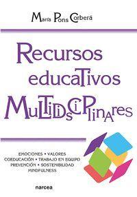 RECURSOS EDUCATIVOS MULTIDISCIPLINARES
