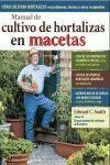 MANUAL DE CULTIVO DE HORTALIZAS EN MACETAS