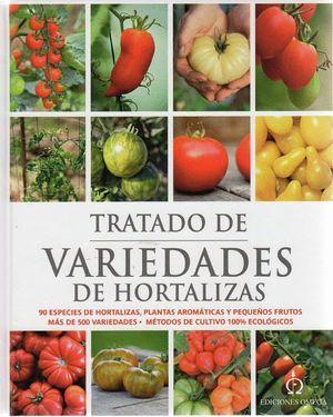TRATADO DE VARIEDADES DE HORTALIZAS