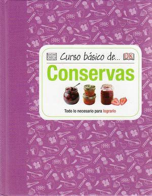 CURSO BASICO DE... CONSERVAS