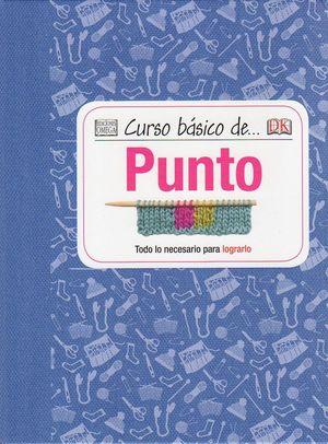 CURSO BÁSICO DE... PUNTO