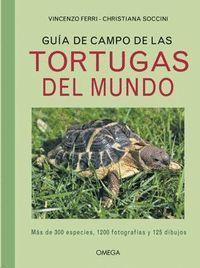 GUIA DE CAMPO DE LAS TORTUGAS DEL MUNDO