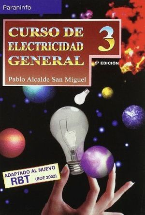 CURSO DE ELECTRICIDAD GENERAL VOL. III