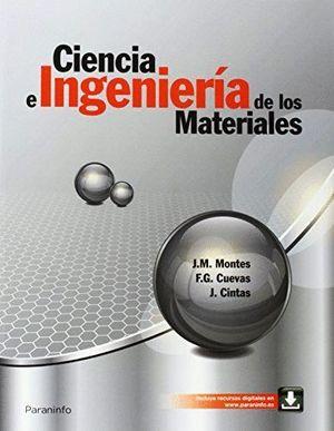 CIENCIA E INGENIERIA DE LOS MATERIALES