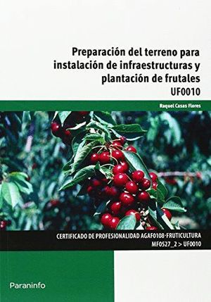 PREPARACION DEL TERRENO PARA INSTALACION DE INFRAESTRUCTURAS