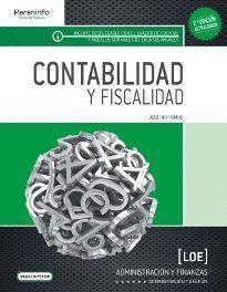CONTABILIDAD Y FISCALIDAD GRADO SUPERIOR 2ªED.2016 LOE
