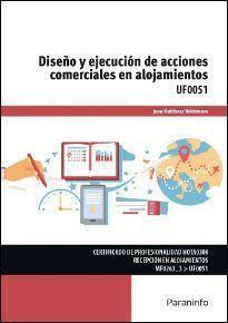 DISEÑO Y EJECUCION DE ACCIONES COMERCIALES EN ALOJAMIENTOS