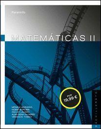 MATEMÁTICAS II. 2º BACHILLERATO (LOMCE)