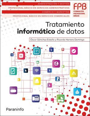 TRATAMIENTO INFORMÁTICO DE DATOS