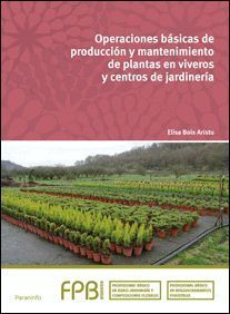 OPERACIONES BASICAS DE PRODUCCION Y MANTENIMIENTO DE PLANTAS