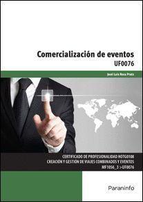 COMERCIALIZACION DE EVENTOS UF0076