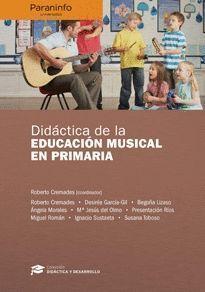 DIDACTICA DE LA EDUCACION MUSICAL EN PRIMARIA