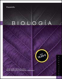 BIOLOGIA 2º BACHILLERATO