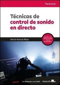 TECNICAS DE CONTROL DE SONIDO EN DIRECTO