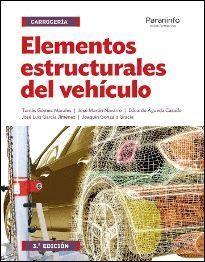ELEMENTOS ESTRUCTURALES DEL VEHICULO 3ªED.2016 CICLO FORMATIVO