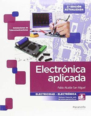 ELECTRONICA APLICADA 2ªED.ACTUALIZADA