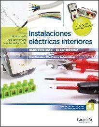 INSTALACIONES ELECTRICAS INTERIORES 4ªED.2016