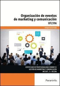 ORGANIZACION Y EVENTOS DE MARKETING Y COMUNICACION UF2396