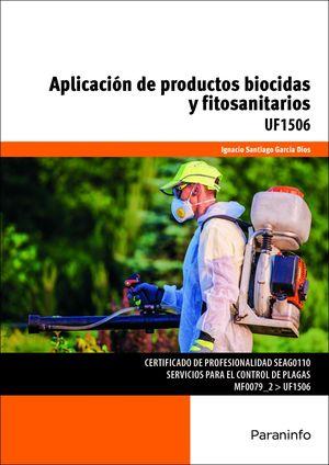 APLICACION DE PRODUCTOS BIOCIDAS Y FITOSANITARIOS