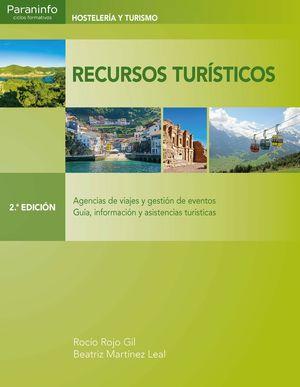 RECURSOS TURÍSTICOS 2.ª EDICIÓN