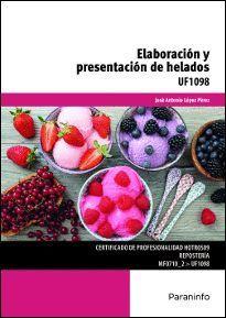 ELABORACION Y PRESENTACION DE HELADOS