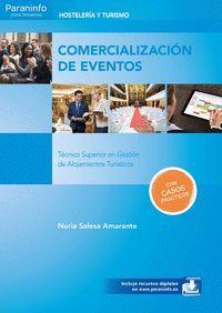 COMERCIALIZACIÓN DE EVENTOS