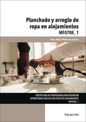 PLANCHADO Y ARREGLO DE ROPA EN ALOJAMIENTOS