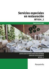 SERVICIOS ESPECIALES EN RESTAURACIÓN