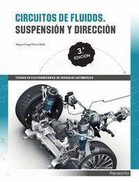 CIRCUITOS DE FLUIDOS. SUSPENSIÓN Y DIRECCIÓN  (3ª ED. 2018)