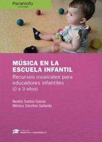 MÚSICA EN LA ESCUELA INFANTIL