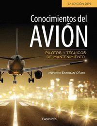CONOCIMIENTOS DEL AVIÓN 7.ª EDICIÓN 2019
