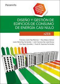 DISEÑO Y GESTIÓN DE EDIFICIOS DE CONSUMO DE ENERGÍA CASI NULO. NZEB