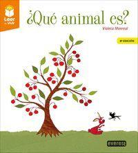 QUÉ ANIMAL ES?