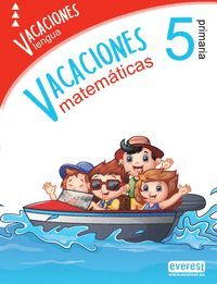 VACACIONES 5º PRIMARIA MATEMATICAS LENGUA