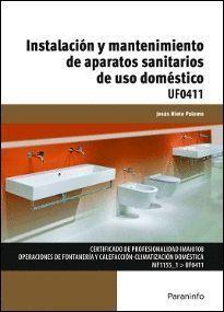 INSTALACION Y MANTENIMIENTO DE APARATOS SANITARIOS DE USO