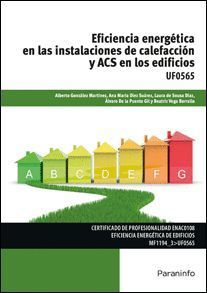 EFICIENCIA ENERGETICA INSTALACIONES DE CALEFACCION Y ACS EDIFICIO