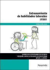 ENTRENAMIENTO DE HABILIDADES LABORALES UF0801