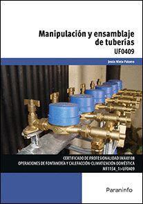 MANIPULACION Y ENSAMBLAJE DE TUBERIAS