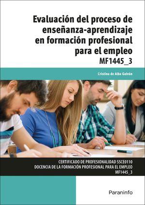 EVALUACION DEL PROCESO DE ENSEÑANZA-APRENDIZAJE EN FORMACION...