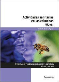 ACTIVIDADES SANITARIAS EN LAS COLMENAS