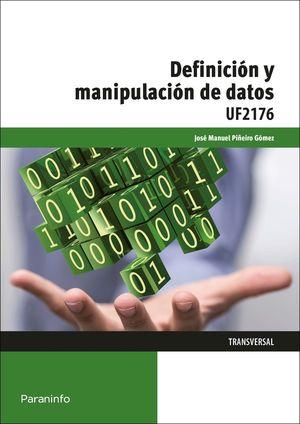 DEFINICION Y MANIPULACION DE DATOS