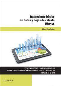 TRATAMIENTO BASICO DE DATOS Y HOJAS DE CALCULO UF0511