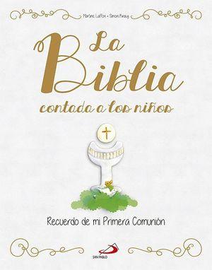 LA BIBLIA CONTADA A LOS NIÑOS