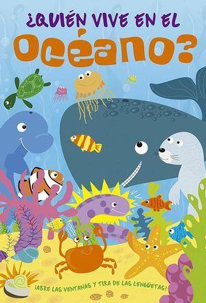 QUIEN VIVE EN EL OCEANO