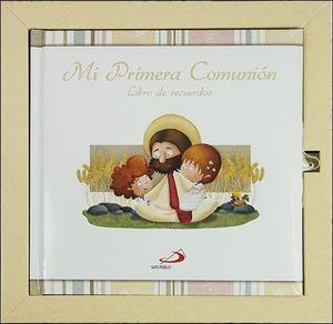 MI PRIMERA COMUNIÓN (CAJA)