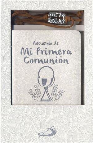 ESTUCHE PRIMERA COMUNIÓN. MODELO 1