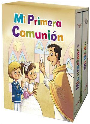 MI PRIMERA COMUNIÓN (ESTUCHE)