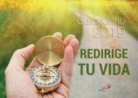 CALENDARIO PARED REDIRIGE TU VIDA 2019